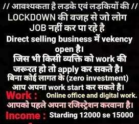 Business development executive