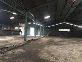 Gudang Raya Tambak Lagon Lokasi Strategis Full Bangunan