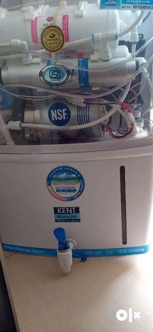 Water Purifier (Kent Grand)