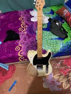 Gitar custom telecaster