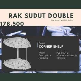 Rak Sudut Double CS-C024-2
