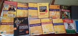 Upsc l Tnpsc l SSC exam books available