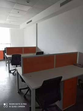 Fully furnished office space on sohna road