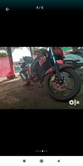 Good condition bike  one hand use.. Milage 50