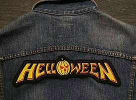Embroidery, Leather and all type of patches we create