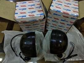 Original MINDA Company New Seal Box peace Headlight