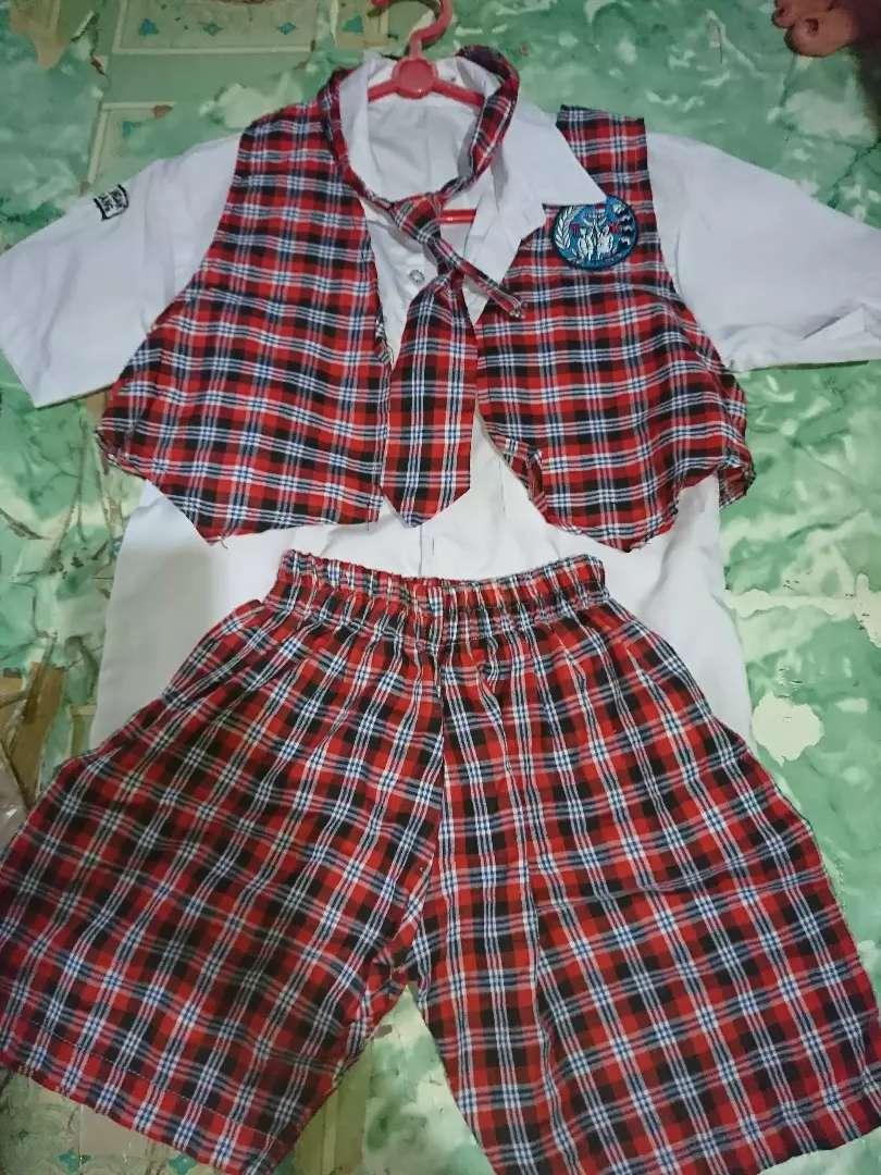 Seragam sekolah TK.Nusa Indah , 0
