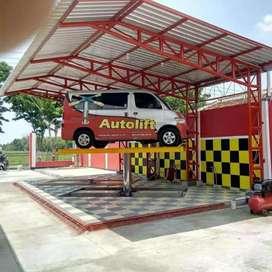 Autolift penyedia peralatan cuci mobil dan motor terbaik