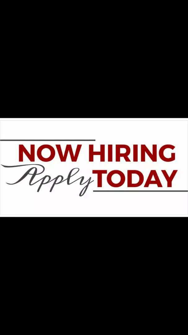 Punctual,Hardworking and sincere staff required 0