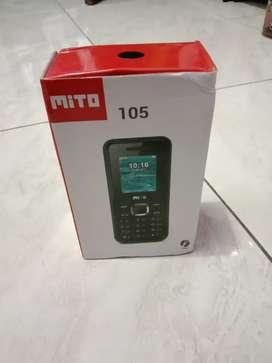 Jual Hp biasa Mito 105 KONDISI MATI