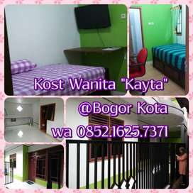 PROMO Kost & Homestay Putri KAYTA di Bogor kota