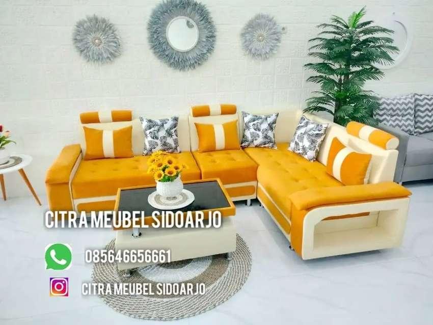 Sofa sedan diamond cantik
