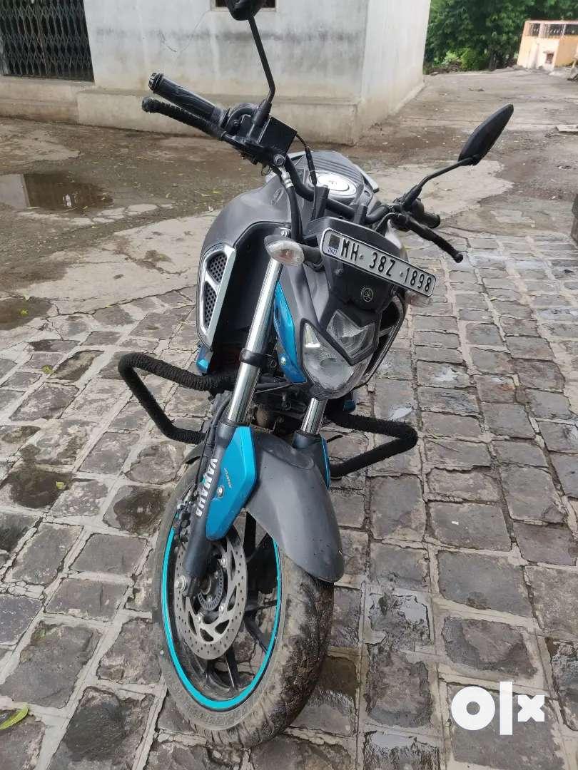 Yamaha fzs v3 exchange or sell