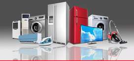 Fridge,AC,Washing Machine,Microwave furniture On Rent