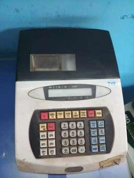 Billing Machine TVS POS Terminal PT 262