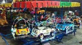 pancingan elektrik odong kereta panggung mobil murah DCN
