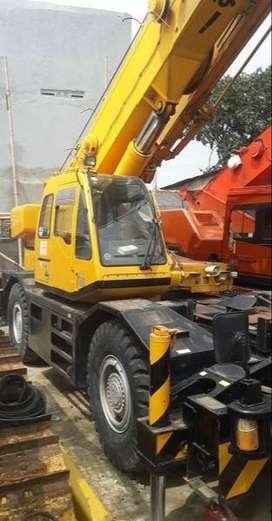 Rough Terrain Crane Kobelco Panther RK350-2 Tahun 2013