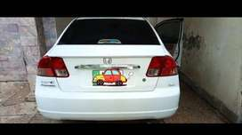 Honda Civic VTI Oriel 2003 On Easy Installment