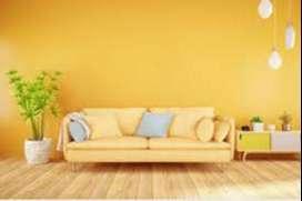 Spesialis Tukang Cat Rumah Interior Dinding dan Plafon