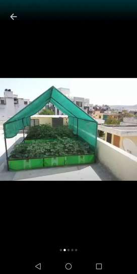 Green net available rs 70 pr Sq ft