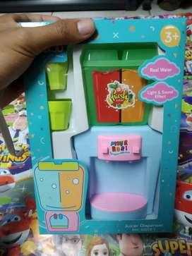 Mainan anak baru juicer dispenser baru cod gosend bisa