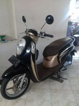 Honda Scoopy fi 201&/ Bali Dharma motor