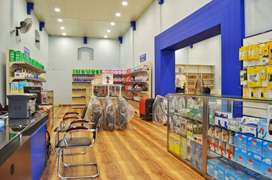 Shop In Charge with Marketing For Surgical Shop In Thrissur