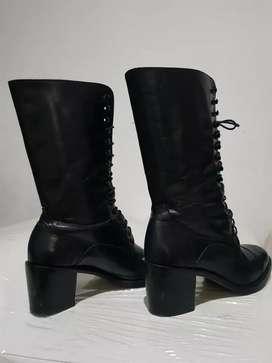 Sepatu Boots GAP kulit asli original..