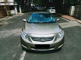 Toyota Corolla Altis 1.8 G, 2009, Petrol