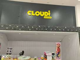 Need sales staff for shop