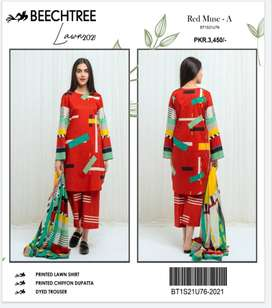 Beechtree 2021 VOl 3 Lawn Collection