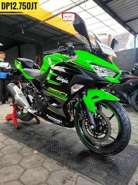 All New Ninja 250 KRT-ABS-Keyless 2019, Odo 2Rb, Mustika Motor Malang