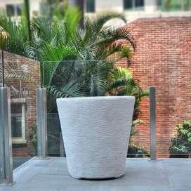 Pot Semen Jumbo Simple dan Elegan T70 D65cm