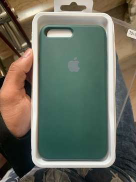 Iphone 7/8 plus Offical Cover mid night green colour
