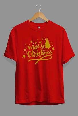 Kaos Natal,Christmas Tshirt Dewasa