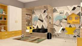 All types of decore wood vinyle flooring and walls ceiling etc