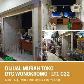 Dijual murah stand DTC Wonokromo