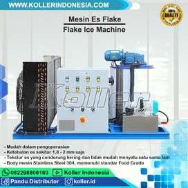 Mesin Es Flake - Mesin Es Serpih - Flake Ice Machine