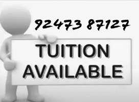 Home Tuition / Home Tutor