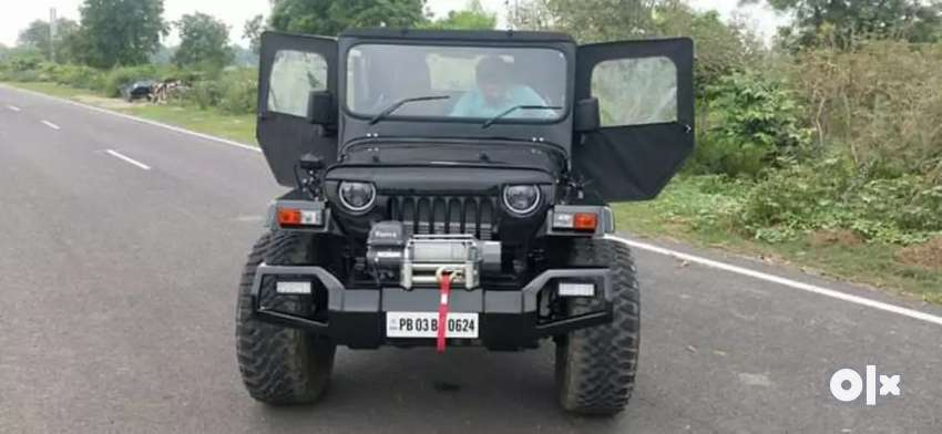 Sidhu motors all type modified jeeps and Gypsy 0