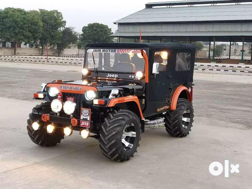 Jeep's willyz thar modified 0
