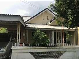 Rumah di sewa / di kontrakan seduduk putih murah