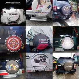 Cover Ban Serep Mobil Touring-Hummer rush/terios Sendiri Silakan Dong