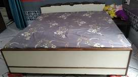 Double Bed Without box in Good condition