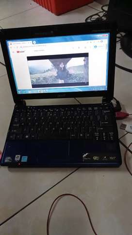 Acer minus dikit siap browsing