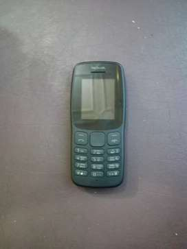 Nokia 106 Black colour use only 1 months