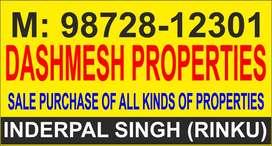 170y house for sale karnail singh nagar pakhowal