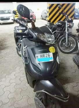 First Hand Honda Activa 2015 3g HR 26 number for sale