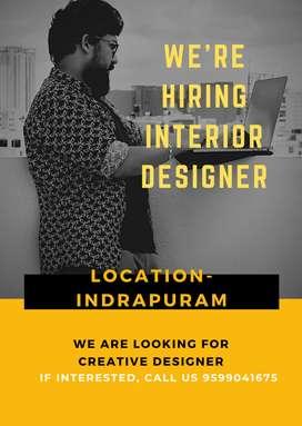Interior Designer (0-2yrs) Experience