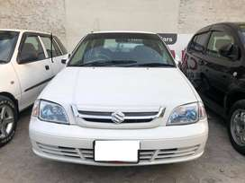 suzuki cultus 2016 model get on easy installments.
